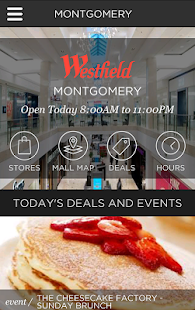 Westfield US - screenshot thumbnail