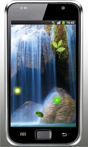 Waterfall Free live wallpaper