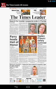 The Times Leader All Access - screenshot thumbnail