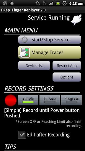 FRep Unlock Key screenshot