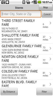 Family Fare Convenience Stores - screenshot thumbnail