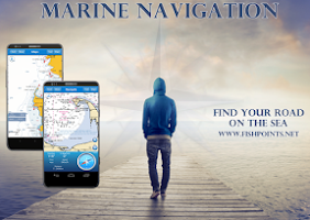 Screenshot of Marine Navigation Lite
