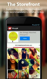 Local Shopping App - Wooplr - screenshot thumbnail