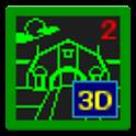 Mysterious Prison 3D logo