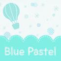 ブルーパステル アトム テーマ icon