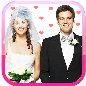 Bride and Groom Dress Up Icon