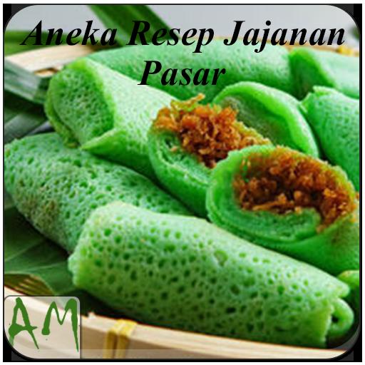 Aneka Resep Jajanan Pasar