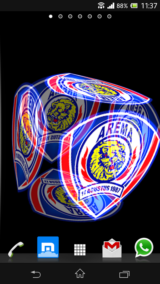 Gambar 3d Arema Malang Live Wallpaper Google Play Store Revenue