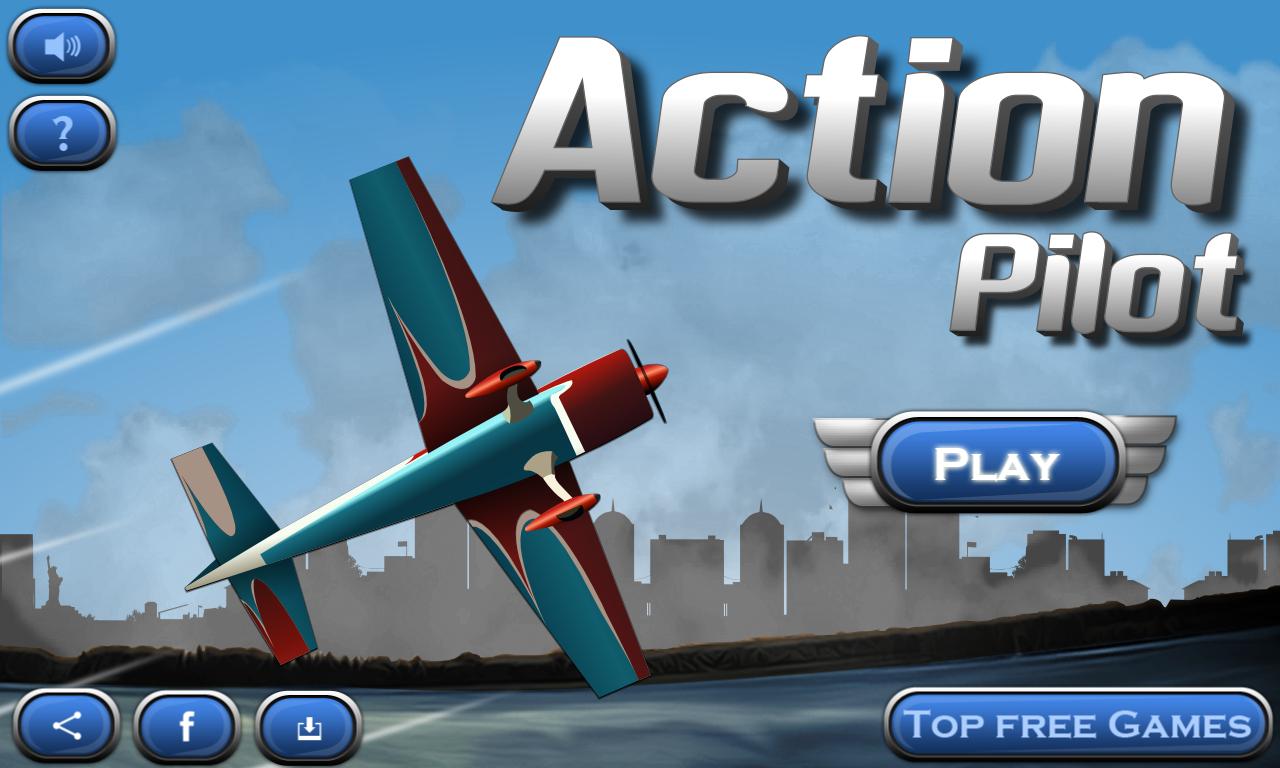 Action Pilot - Stuntmania !! - screenshot