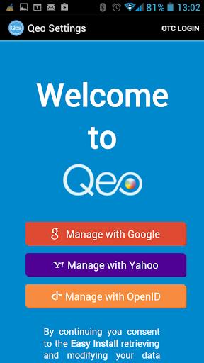 玩生產應用App|Qeo Settings免費|APP試玩