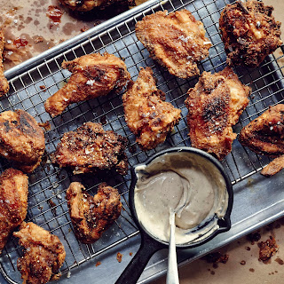 Tea-Brined Buttermilk Fried Chicken and Gravy
