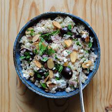Spring Quinoa Salad with Feta Recipe - Yummly - 웹