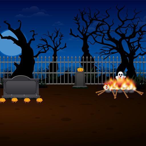 Halloween Graveyard Escape