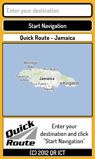 Quick Route Jamaica