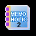 Memoholic logo