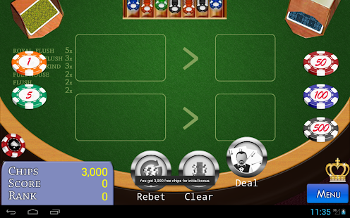 Classic Paigow Poker- screenshot thumbnail