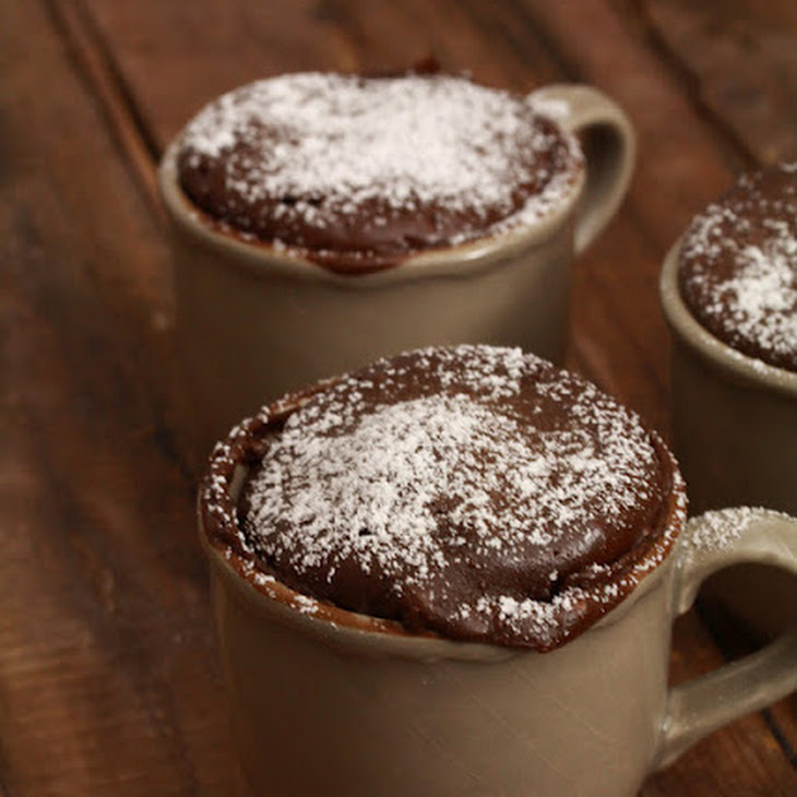 Chocolate Cake Express in 2 Minutes, or Coffee Mug Cake Recipe