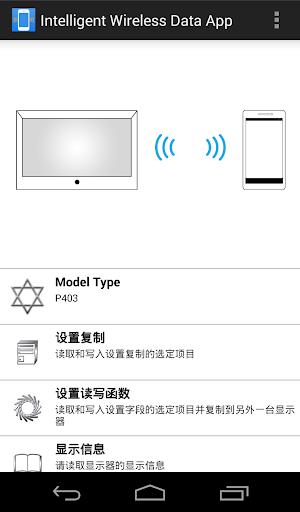 Intelligent Wireless Data App