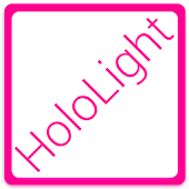 HOLO LIGHT PINK AOKP/CM THEME