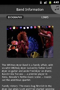 Whitney Myer Band - screenshot thumbnail