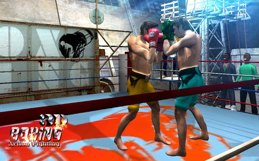 無料冒险Appのボクシングアクション格闘ゲーム|HotApp4Game