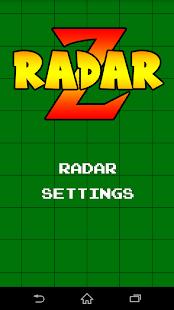 Z Radar with GPS