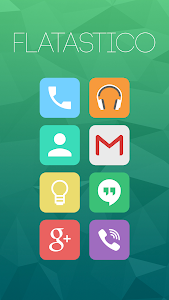 Flatastico - Icon Pack v4.2