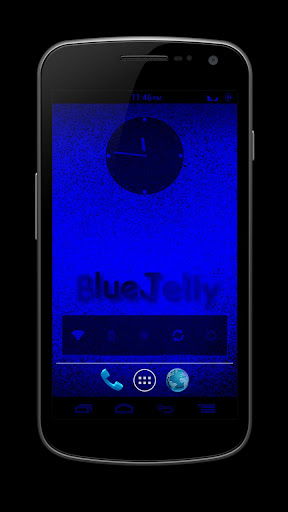 BlueJelly-Lite Theme ICS JB