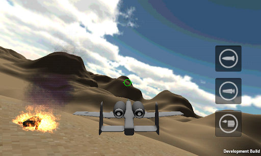 A-10 Tank Buster Pro