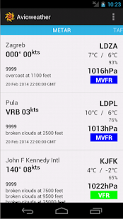 Avioweather- screenshot thumbnail