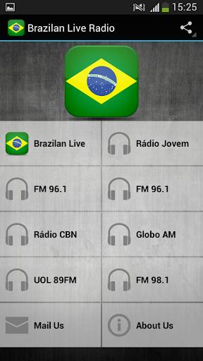 Brazilan Live Radio