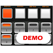 Electrum Drum DEMO