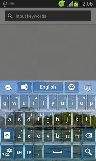 泰國鍵盤主題