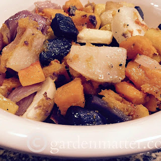 Roasted Root and Fall Vegetables