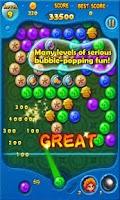 Screenshot of Bubble Legends