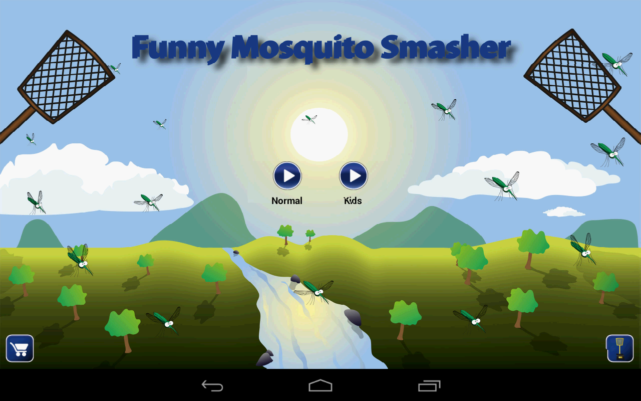 Q Mosquito App Review Funny Mosquito Smasher...