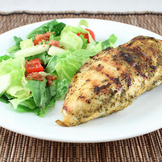 Grilled Ranch Chicken (Low Carb and Gluten Free).