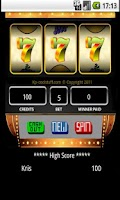 Screenshot of Very Simple Slots Trial
