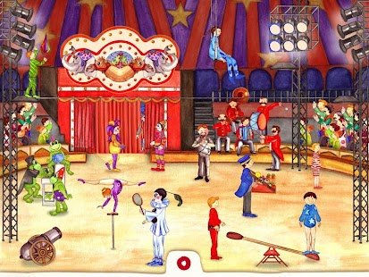 Animal Circus - Activity Book - screenshot thumbnail