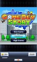 Screenshot of Game Dev Story Lite