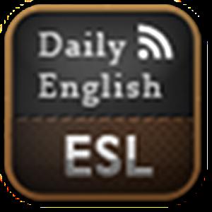 ESL Daily English 教育 App LOGO-硬是要APP