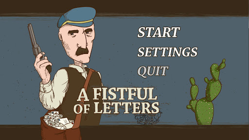 A Fistful of Letters