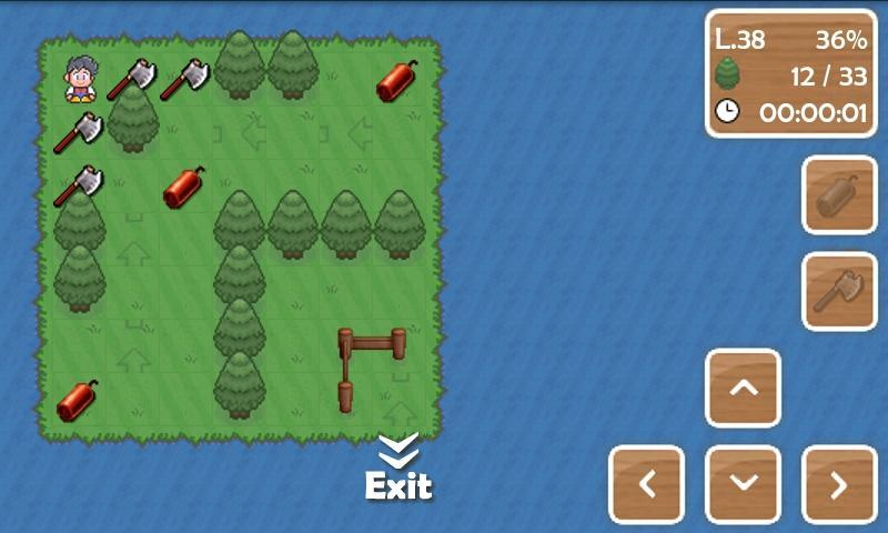 The Forest Maker- screenshot