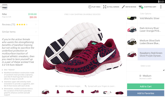 Zappos: Shoes, Clothes, & More Screenshot 17