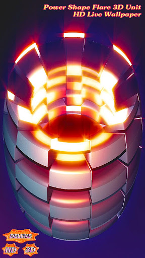 Power Shape Flare 3D Unit