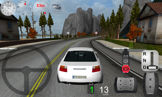 Duty Driver LITE- screenshot thumbnail