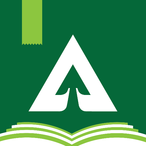 Literature Library LOGO-APP點子