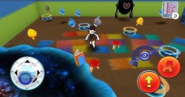 Screenshot of Alien Invaders vs Girly Pami