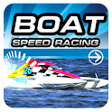 Boat racing game icon