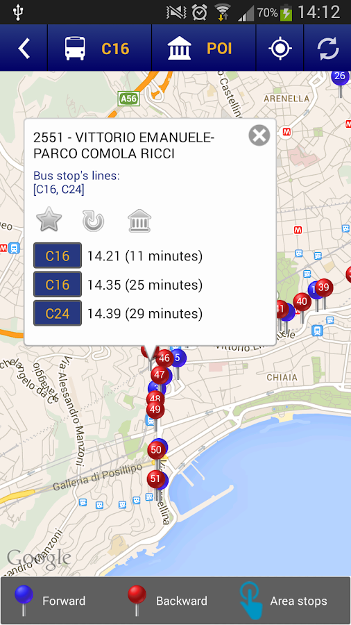 Gira Napoli - screenshot